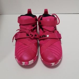 Lebron James Soldier 9 Think Pink